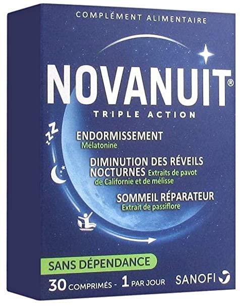 Novanuit 30 comprimés