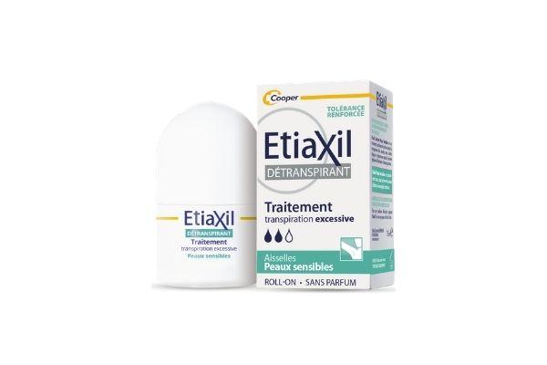 Extiaxil détranspirant peaux sensibles