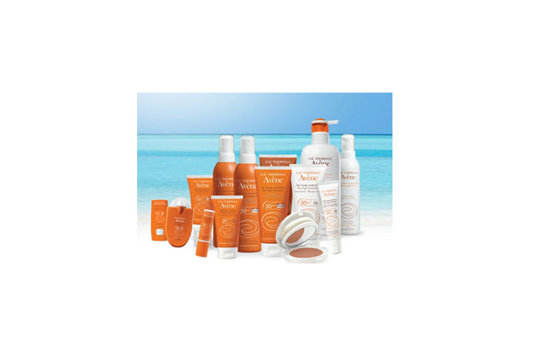 Avène Gamme solaire