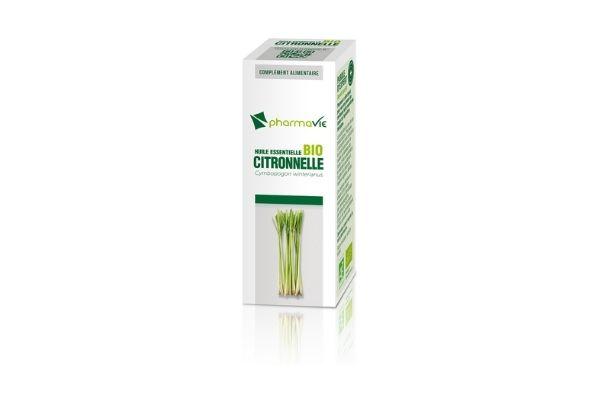 Pharmavie Huile essentielle de Citronnelle 10ml