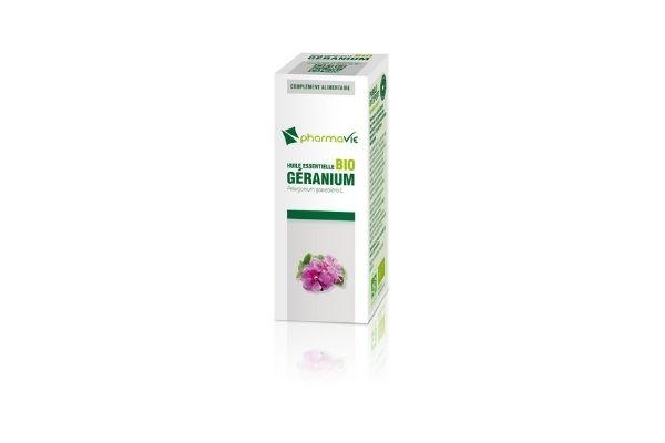 Pharmavie Huile essentielle de Géranium 10ml