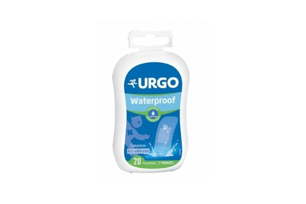 Urgo Pansements Waterproof x20