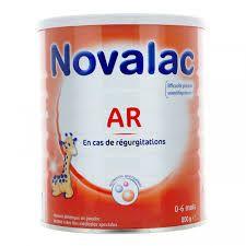 Novalac AR 1er âge 800g (ANCIENNE FORMULATION)
