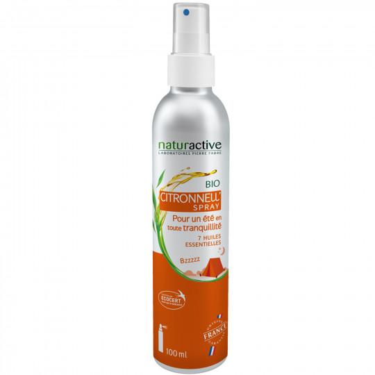 Naturactive citronnell' spray BIO 100ml
