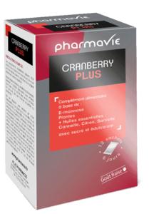 Pharmavie Cranberry plus 12 sachets