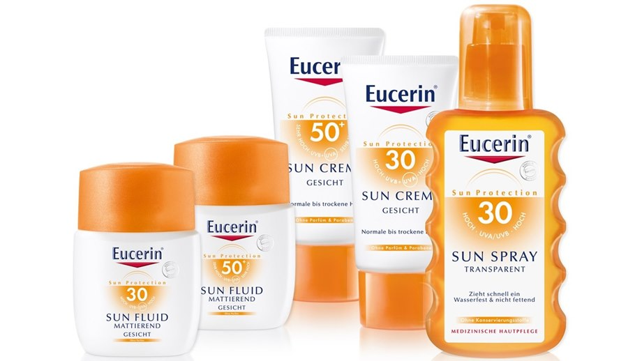 Eucerin Gamme Solaire