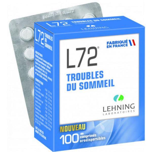 Lehning L72 100 comprimés